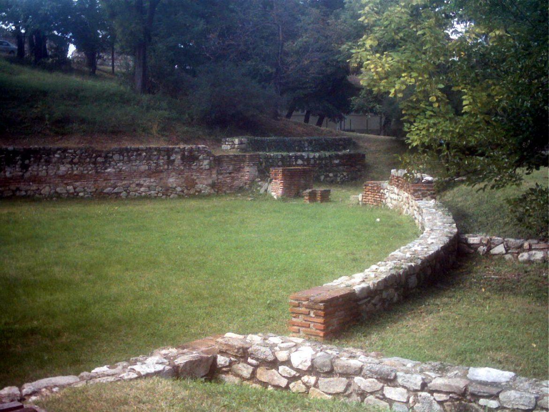 Крепосттаната стена на Хисар