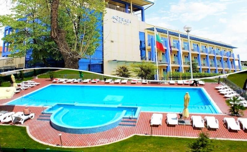 Хотел Астреа в град Хисар