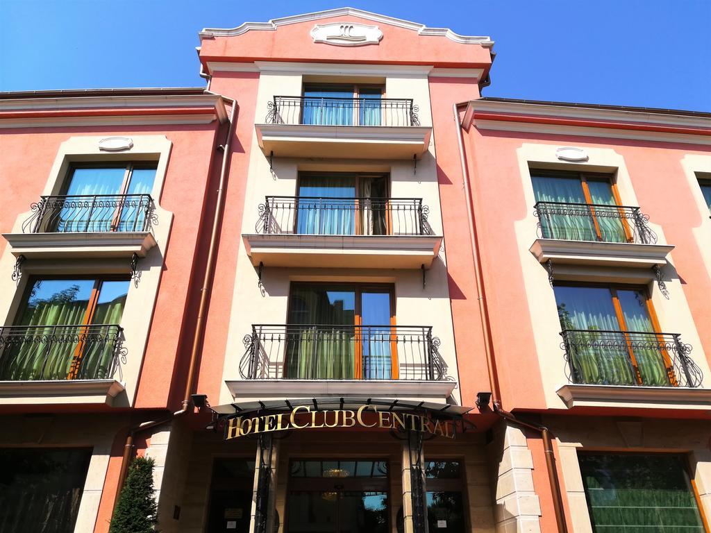 Хотел Клуб Централ в град Хисар