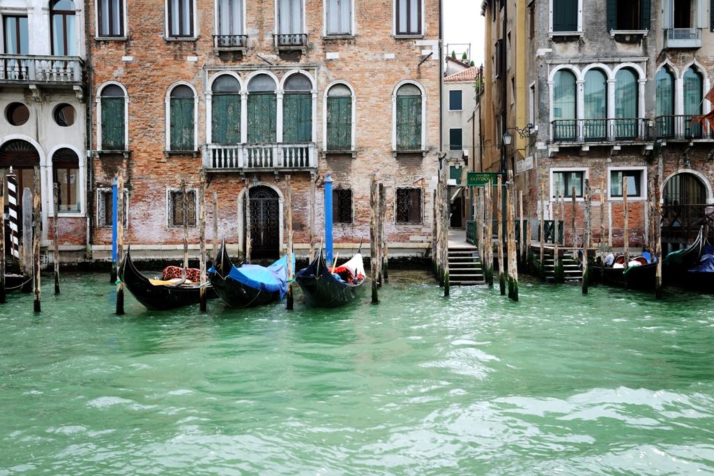 Венецианските канали в Италия